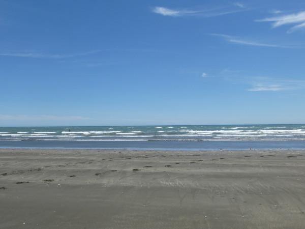 Mitteldistanz bei der Waikawa Beach
