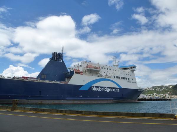Cook Strait Fähre