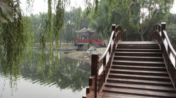 Ruins of Yuanmingyuan Park, Beijing
