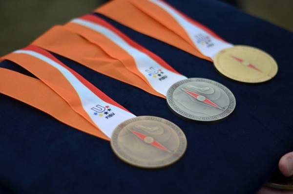 Highly desirable medals designed by Olympian Gabriela Soukalová (Foto: Fajkusová)