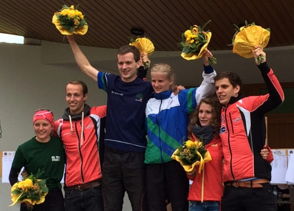 World Ranking Event podium