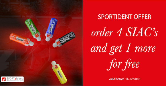 Sportident End of Year Offer